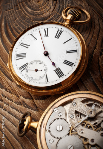 antique pocket watches - 77996236