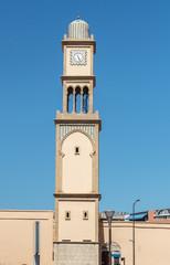 Tower. Bazar Aya. Casablanca, Morocco