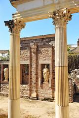 Foro romano, Mérida, Extremadura, España