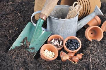 graines et accessoires de jardinage