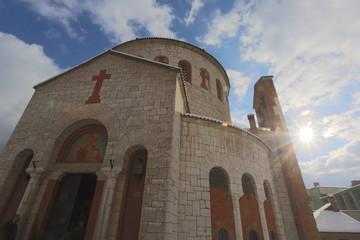Orthodox Church - Sarajevo
