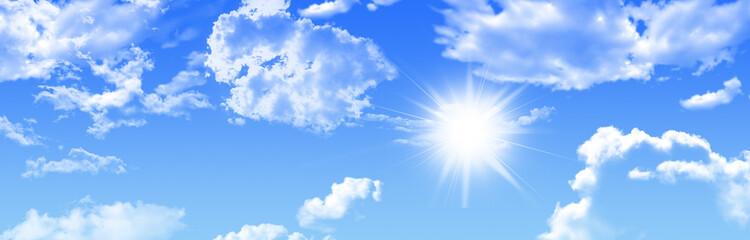 Nuages soleil