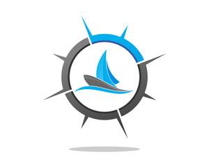 Compass Sailing Navigation