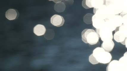 Bokeh background abstract design light