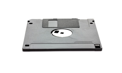Floppy Disc isolated on white background