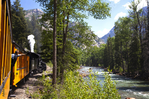 Durango Silverton Railroad - 78006642