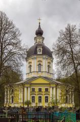 church in Voronovo near Moscow