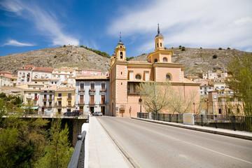Virgin of light church, Cuenca