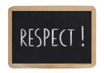 respect !