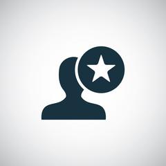 star profile icon