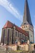 canvas print picture - Petrikirche