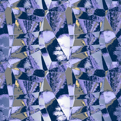 Abstract background resembling mirrored glass shards