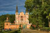 Marian Sanctuary in Swieta Lipka