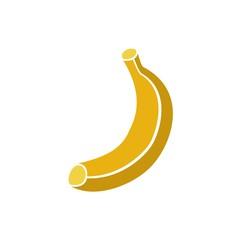 Icono Fruta_Plátano maduro COLOR