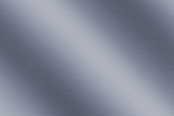 Glänzendes Aluminium