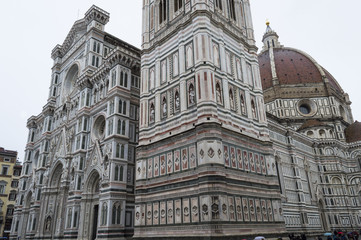 Florence Cathedral & Giotto's campanile