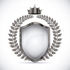 Badge design, vector illustration.