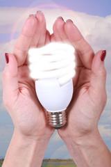 Ampoule, éclairage