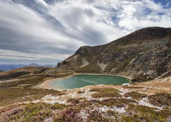 Lago del Ausente.Picos de Europa, Leon.