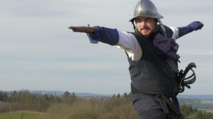 4K – Scout firing rifle