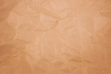 crease brown paper