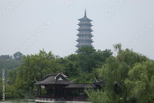 canvas print picture Yangzhou