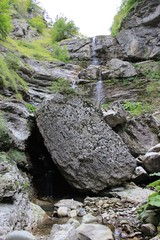 Gran Sasso - Italien - Wasserfall
