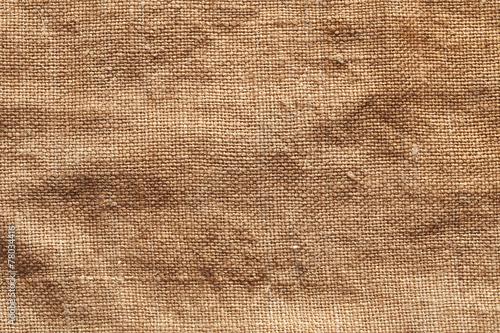 Foto op Aluminium Stof Linen fabric