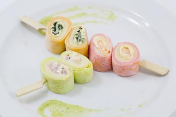 Finger food - Salad roll