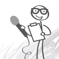 interviewer, Umfrage