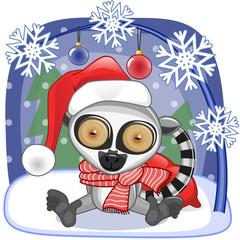 Santa Lemur
