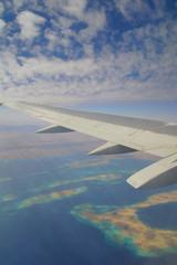 Море, земля, облака