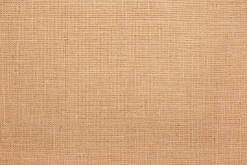 Burlap textile texture background