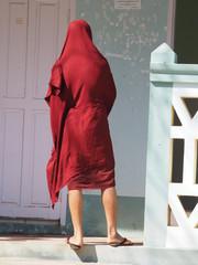 Monasterio de Mahagandaryon en Myanmar