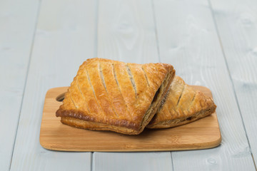 Steak Bake Pasties