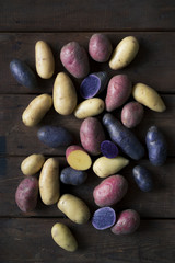 kind of potatoes