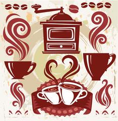 Symbols coffee