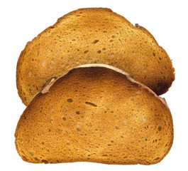 Toasts of bread