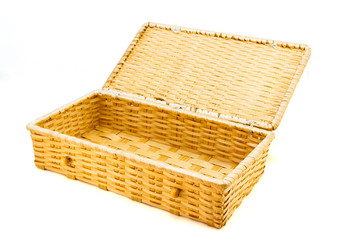 A Rectangle Basket (Hamper)