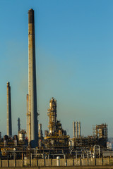 Refinery Silo Structures