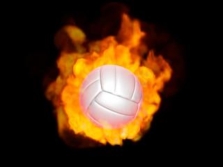 炎のバレーボール