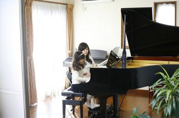 ピアノレッスン(自宅)