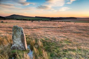 Standing Stones at Fernacre