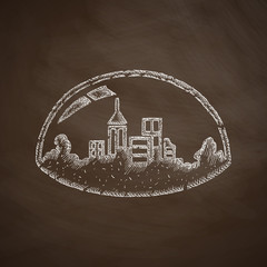 domed city icon
