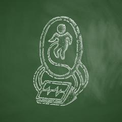 artificial uterus icon