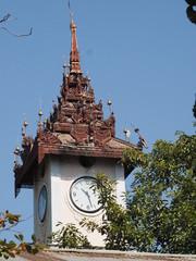 Monasterio budista de Mahahandaryon (Myanmar)