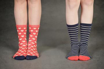 chaussettes enfants garçon et fille