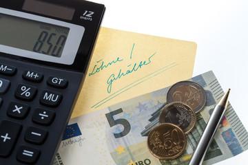 Löhne/Gehälter 7131