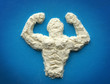 protein powder. Supplements for bodybuilders - 78053880