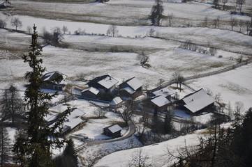 Weiler Prappernitze Lienz Osttirol Winter